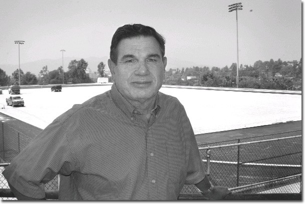 After working at GCC for 40 years, Athletic Director Jim Sartoris will have an athletic field named after him.