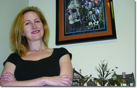 The study of anthropology allowed professor Wendy Fonarow to further explore her fascination with indie rock and Halloween.