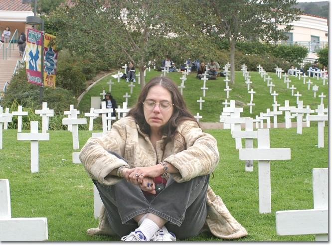 People take things for granted, says Gezelle Emerson-James, 43, remembering her dad who served in World War II. She attributes his recent death to chemical poisoning, one of the effects of the war in which he served.