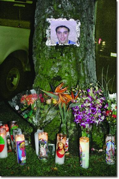 Oscar Torres died Nov. 24, following a car accident on Nov. 19.