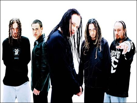 Korn performed in Boise at the Idaho Center Monday night with 10 Years and Mudvayne.