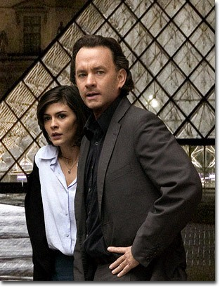 Audrey Tautou and Tom Hanks star in Columbia Pictures'