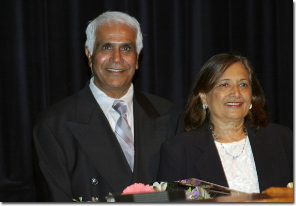 Bhupesh and Kumud Parikh donated $1 millon for the construction of a new allied health building. After its anticipated completion in 2007, the new three-story building will feature digital arts and graphics labs, a pharmacy lab, nursing and emergency medi