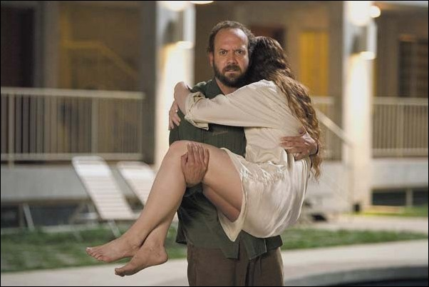 A scene from M. Night Shyamalan's latest movie