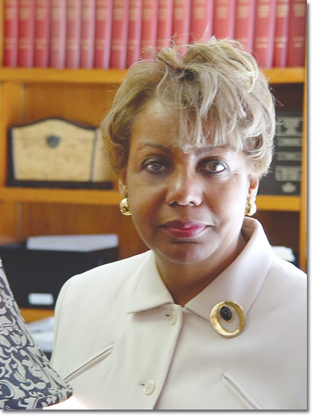New college president Audre Levy believes in