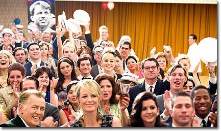 Elijah Wood, Lindsay Lohan, Sharon Stone, Martin Sheen and Helen Hunt in The Weinstein Company's