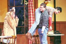 Cherie attempts to stop Bo from taking Virgil back to the ranch in Montana where the two men worked together. Bus Stop will be performed for two consecutive weekends at the GCC Mainstage Auditorium.