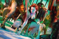 Freak Show temptress Selin Minassians, gets down and freaky in Dance Performance.