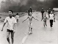 Phan Tho Kim Phúc fleeing Trang Bang village on June 8, 1972.