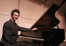 APPLIED MUSIC RECITAL: Varand Adamian performs the finale, Frederic Chopin's
