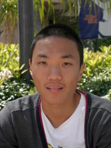 PAUL CHOI, 18, CRIMINAL JUSTICE: Im not sure yet.  Just probably hang out with some friends.