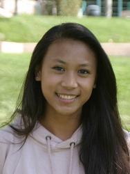 Ana Tan, 20,  Clinical Science.