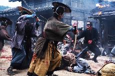 HANDS AND SWORDS ARE NOT FOR HURTING: Except in Takashi Miike's re-imagining of the classic samarai genre.