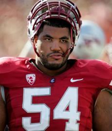 ZACH PANTHER: Former Vaquero lineman Zach Williams who went on to play for Washington State is a draft pick for the Carolina Panthers. Coach Cicuto considers him to be