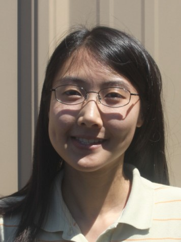 Photo of Lillian Wu