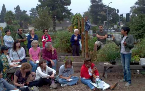 Community Garden Blooms in Glendale
