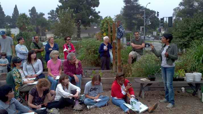 Community+Garden+Blooms+in+Glendale
