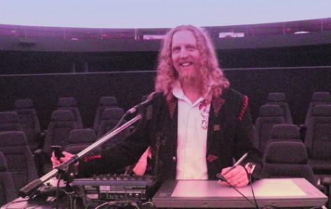 J-Walt Adamczyk Animates the Planetarium