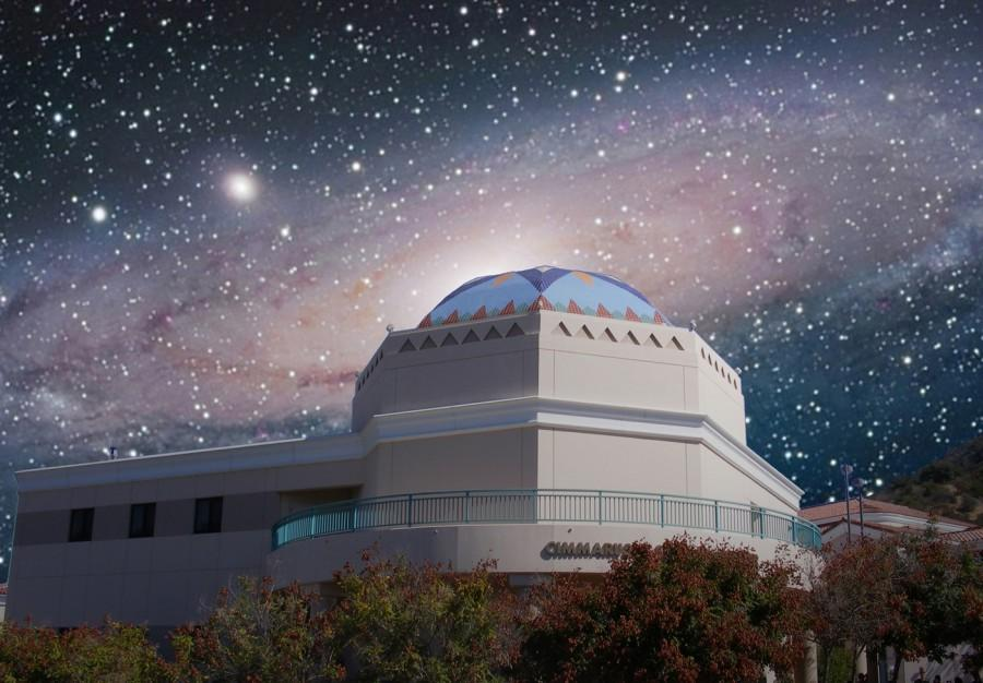 Search for Life at GCCs Planetarium
