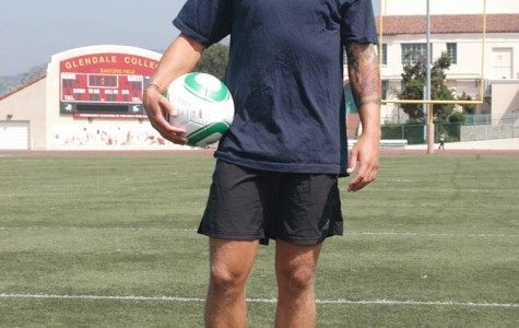 Anton Forsberg, International Student From Sweden, Brings Experience to the Soccer Team