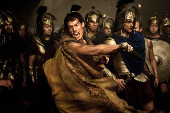 Greek Myth Lives On in 'Immortals'