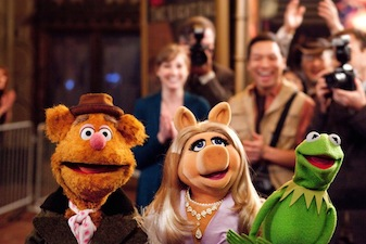 Fozzie, Miss Piggy, Kermit, and the gang are back after a 12-year hiatus in