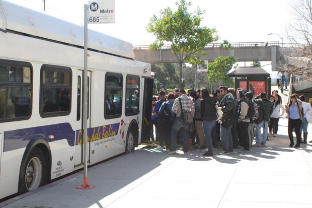 Changes in Bus Service Affect Beeline Users
