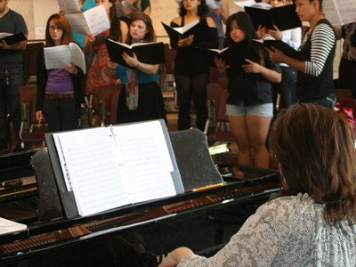 Chamber Music Class Hits the High Notes