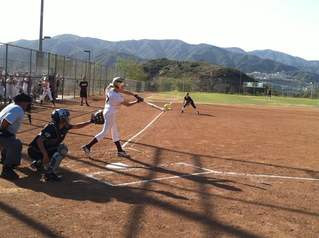 Softball Opens Season With Tough Loss
