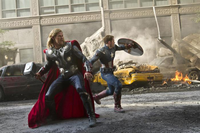 'Avengers' is Thor-oughly Enjoyable