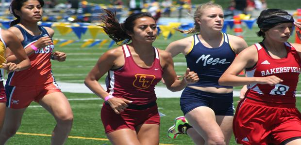 Zamudio Wins 10,000-Meter Track Event