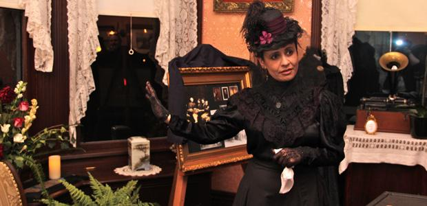Haunted History Comes Alive at Doctor's House