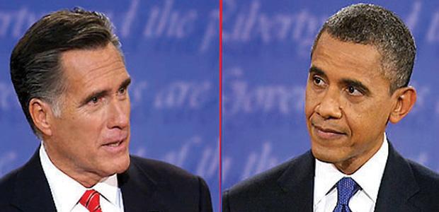 Obama, Romney Clash In Second Debate