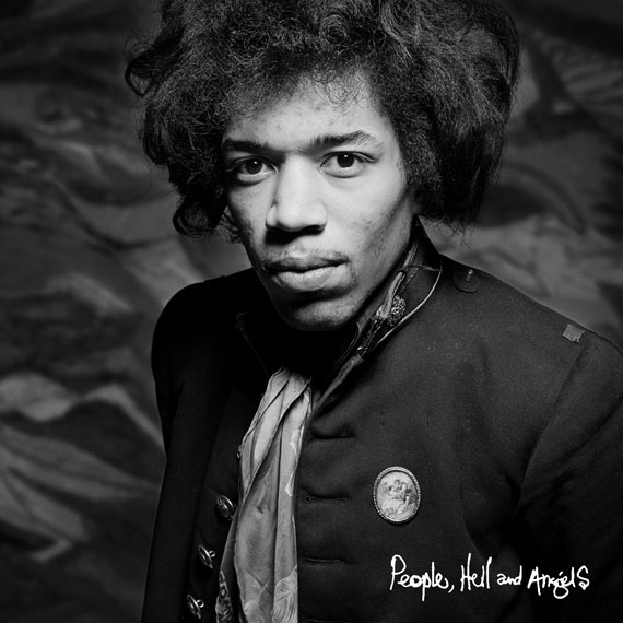 New Hendrix Music Resurrected