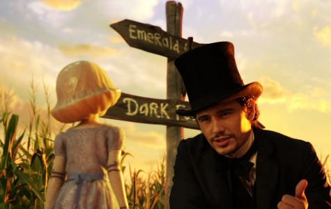 Sam Raimi creates new classic with 'Oz'