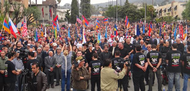 "In response to a previous letter: ""Armenians Have Achieved Some, Not All, Goals"