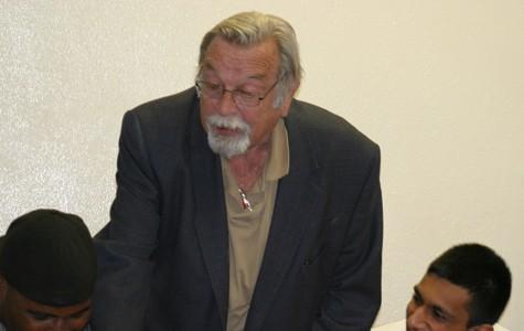 GCC History Professor Patrick Griffin Dies at 76