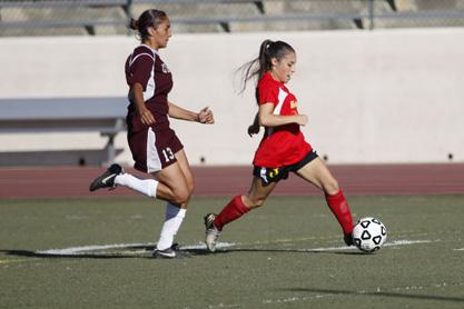 Lady Vaqueros Soccer Dominates Preseason