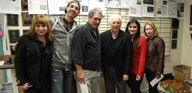 El+Vaquero+Staffers+Receive+Scholarships
