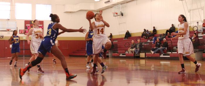 Lady Vaqs Capture, Cage and Declaw the Wildcats 83-45  Slideshow Coverage