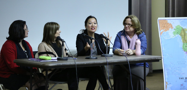 Women's Panel Discusses Choices and Challenges