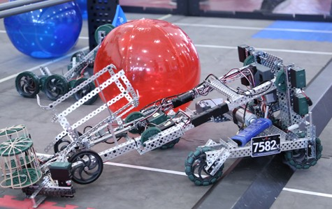 Engineering Students' Bots Clash