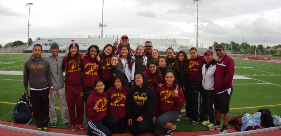 Womens Track and Field Wins WSC Championship