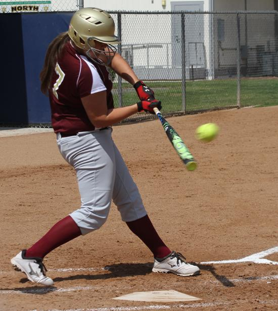 Lady Vaqueros Drop Two in Double-Header