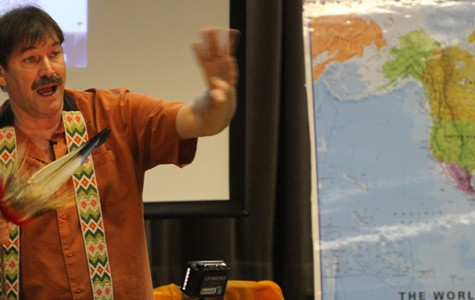 Lecture Focuses on Cultural Diversity