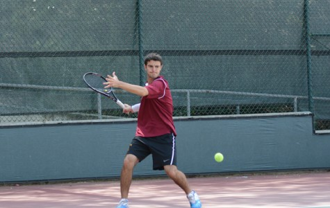 Hosep Orojian Serves His Way To The Top