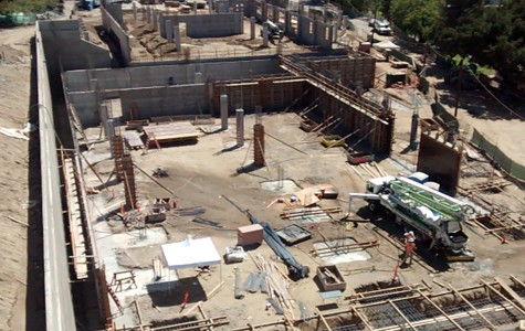 Lab/College Services Building is on Track - Exclusive Time Lapse Coverage