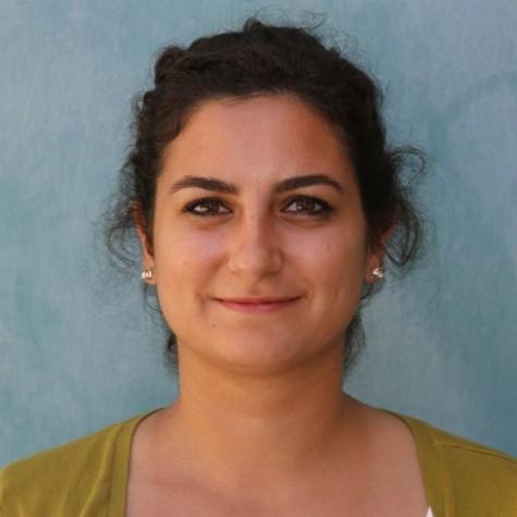 Photo of Melinda Ebrahimi