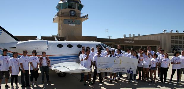 Aviation and Space Club Takes Flight to the Boneyard