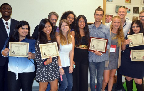 El Vaquero Captures Six Awards from Journalism Convention